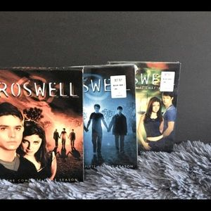 Roswell the Television Show 👽